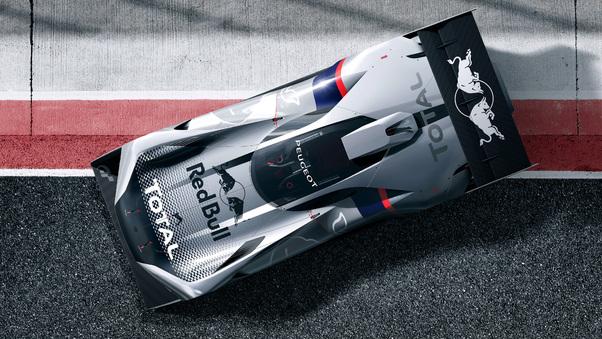 Full HD Peugeot Onyx Concept Wallpaper