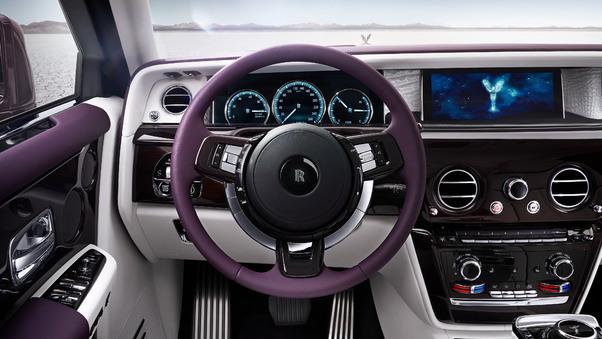 Full HD Rolls Royce Phantom The Gentlemans Tourer Wallpaper