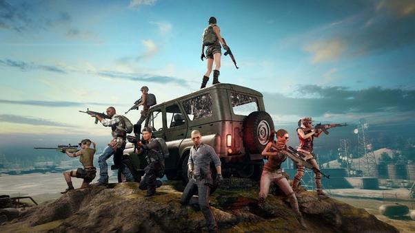 2018 4k PlayerUnknowns Battlegrounds, HD Games, 4k
