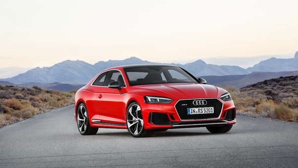 Full HD 2018 Audi Rs 5 Coupe Wallpaper