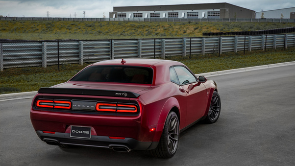 Full HD Dodge Challenger Dont Play With Demons Wallpaper