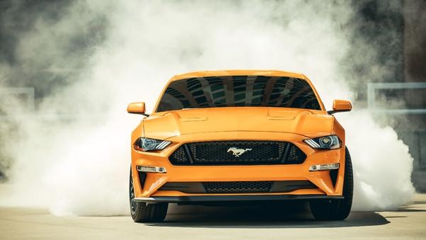 Full HD Ford Mustang Gt 4k 2020 Wallpaper