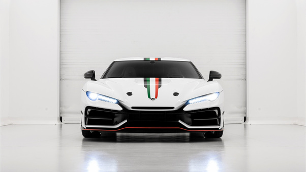 Full HD 2018 Italdesign Zerouno Front Wallpaper