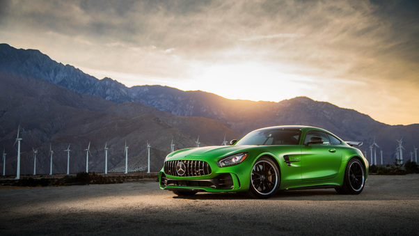 2018 Mercedes Amg Gtr Hd Cars 4k Wallpapers Images