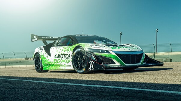 Full HD 2019 Acura Nsx Pikes Peak 5k Wallpaper