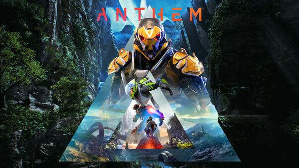 2019 Anthem, HD Games, 4k Wallpapers, Images, Backgrounds ...