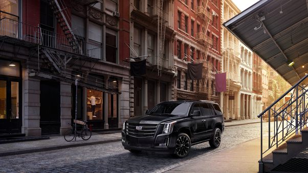 Full HD 2019 Cadillac Escalade Sport Edition Wallpaper