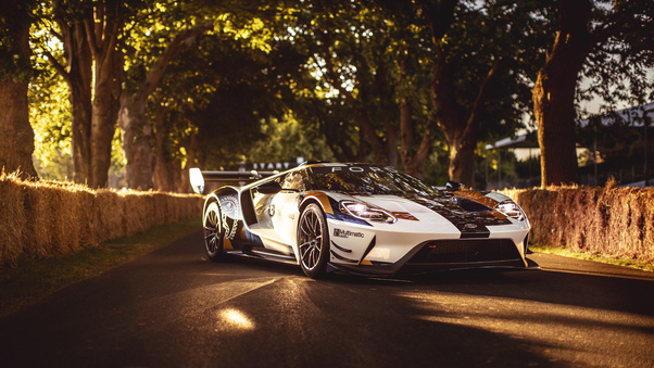 Full HD Ford Gt 66 Heritage Edition Wallpaper