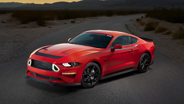 Full HD 2019 Ford Series 1 Mustang Rtr Wallpaper