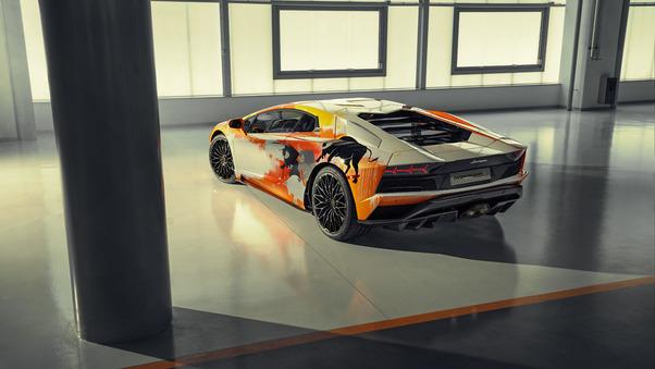 Full HD Novitec Torado Lamborghini Aventador S 2018 Front Wallpaper