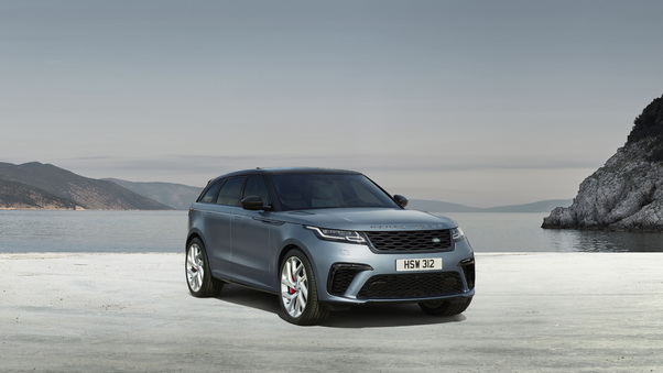 Full HD 2018 Range Rover Autobiography Wallpaper