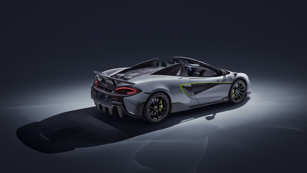 Full HD Mclaren 5k 2018 Wallpaper
