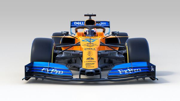 Full HD Mclaren Mcl34 Wallpaper
