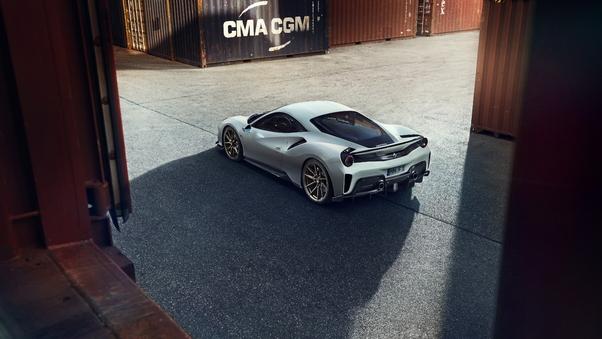 Full HD Ferrari Sf90 Spider Assetto Fiorano 2021 5k Wallpaper