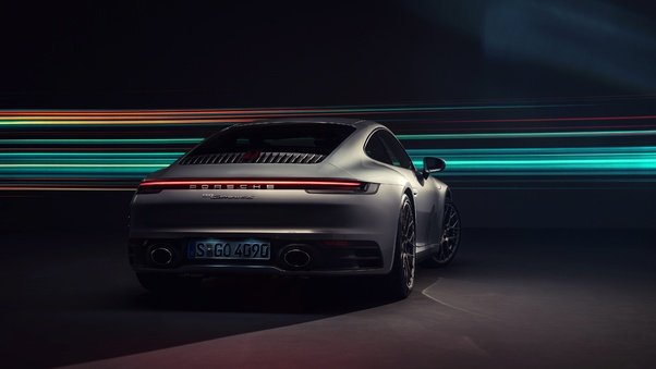 Full HD 2019 Porsche 911 Carrera 4s Wallpaper