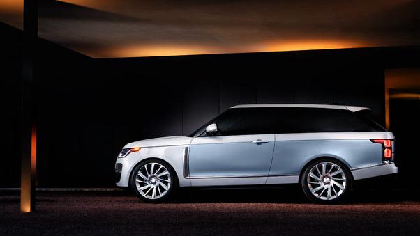 Full HD Range Rover Autobiography P400e Lwb 2018 Wallpaper
