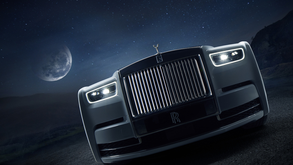 Full HD 2018 Rolls Royce Phantom The Gentlemans Tourer Wallpaper
