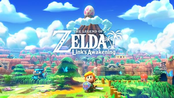 2019 The Legend Of Zelda Links Awakening, HD Games, 4k ...