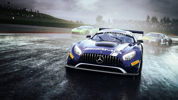 Full HD Mercedes Benz Amg Vision Gran Turismo Wallpaper