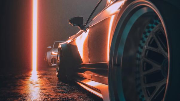 Full HD Audi Rs6 Gto Concept Wallpaper