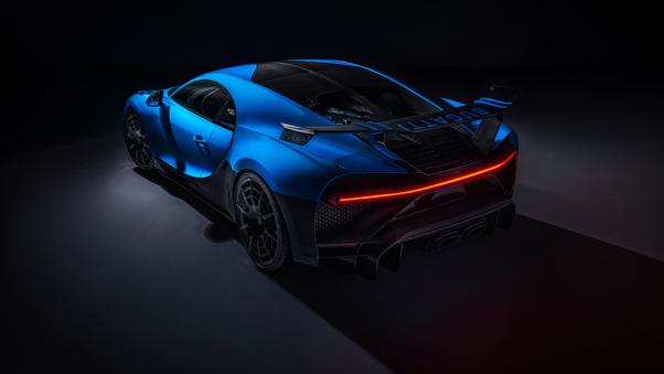 Full HD 5k Bugatti Chiron Pur Sport Wallpaper