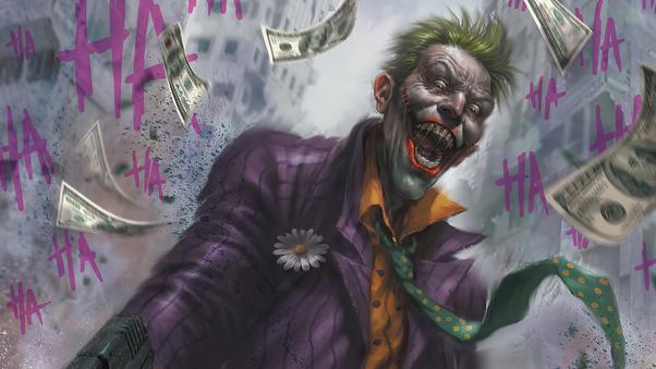 2020 Joker Artwork 4k, HD Superheroes, 4k Wallpapers