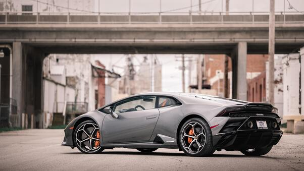 Full HD Lamborghini Huracan 5k New Wallpaper