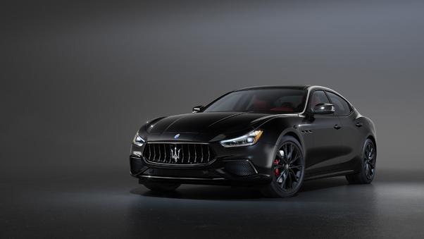 Full HD 2018 Maserati Levante Trofeo 4k Wallpaper
