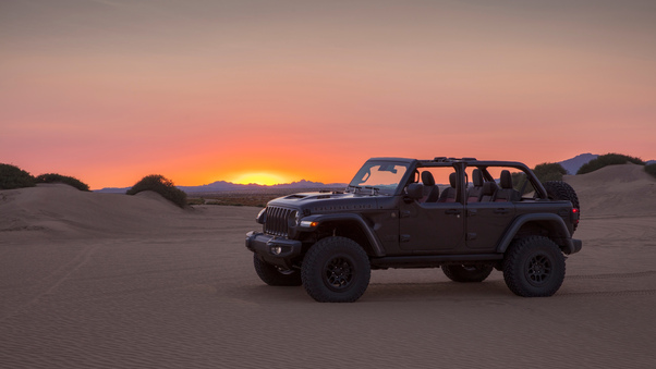 Full HD Jeep Wrangler Wallpaper