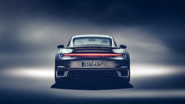 Full HD 2018 Porsche 911 Carrera T Front Wallpaper