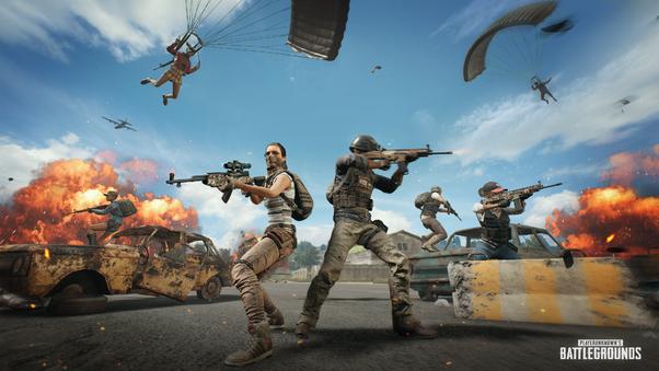 4k PlayerUnknowns Battlegrounds 2018, HD Games, 4k