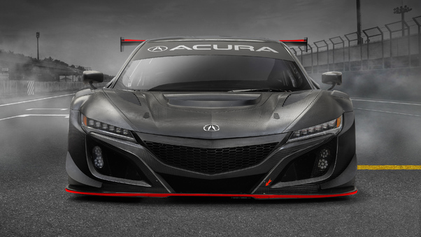 Full HD Acura Nsx Gt3 Evo 2019 Wallpaper