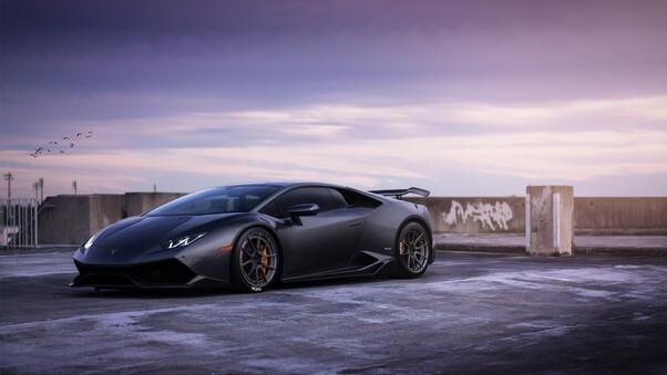 Full HD Novitec Torado Lamborghini Huracan 5k Wallpaper