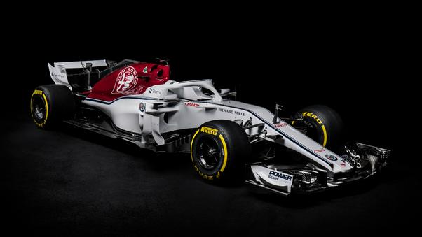 Full HD Alfa Romeo Sauber F1 F1 2018 4k Wallpaper