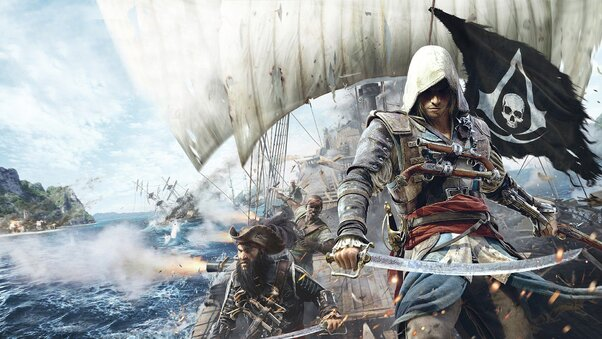 Assassins Creed 4 Black Flag Hd Games 4k Wallpapers Images