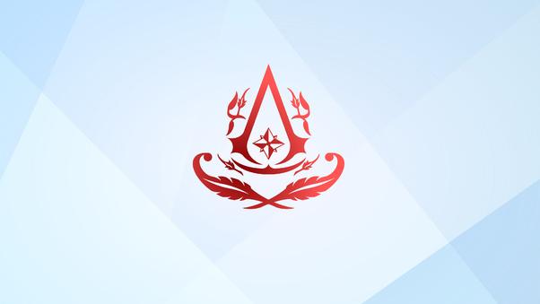 Assassins Creed 4k Minimal Logo 2020 Hd Games 4k Wallpapers
