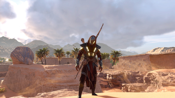 Assassins Creed Origins Video Game 4k Hd Games 4k