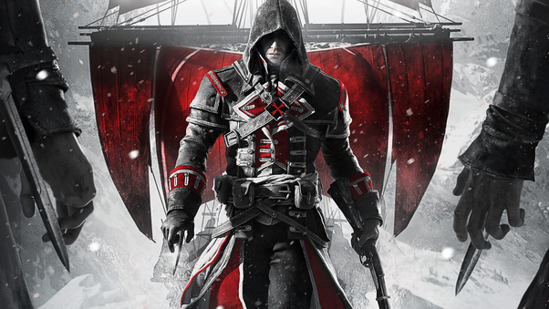 Assassins Creed Rogue Remastered Hd Games 4k Wallpapers Images