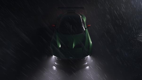 Full HD Aston Martin Vulcan X Wallpaper