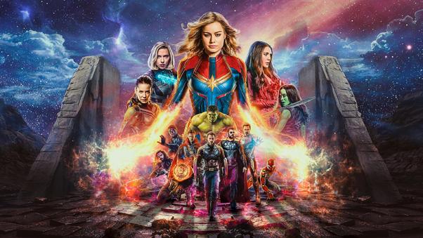Wallpaper Avengers Endgame Avengers 4 Hd Movies 16872: Avengers End Game, HD Movies, 4k Wallpapers, Images