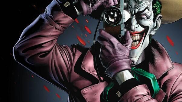 Batman The Killing Joke Hd Artist 4k Wallpapers Images