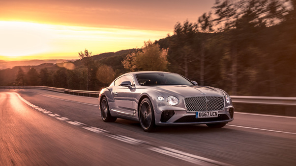 Full HD Bentley Continental Gt Limited Edition Pikes Peak Wallpaper