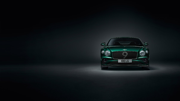 Full HD Bentley Continental Gt Supersport Rear Wallpaper