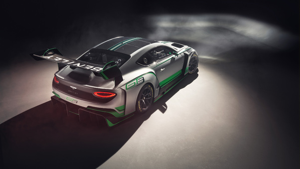 Full HD Bentley Continental Gt3 4k Wallpaper