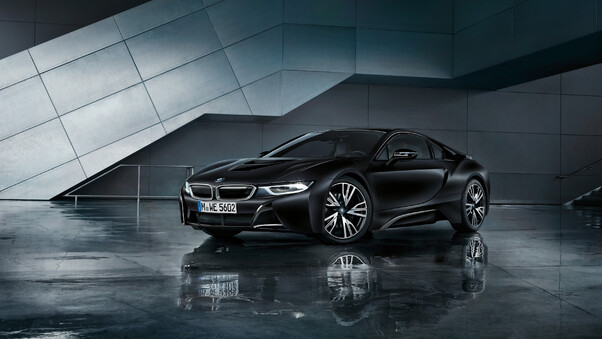 Full HD Bmw I8 Coupe 2018 Wallpaper