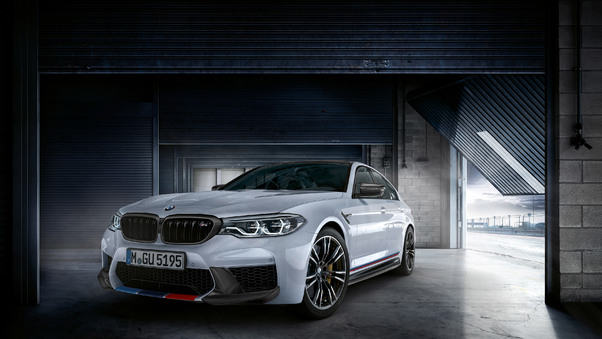 Full HD Alpina B7 2020 Wallpaper