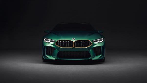 Full HD Bmw Convertible Concept Car Wallpaper