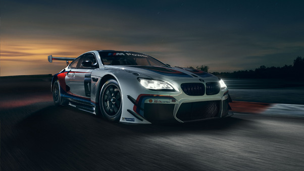Full HD Bmw Motorsport 4k Wallpaper