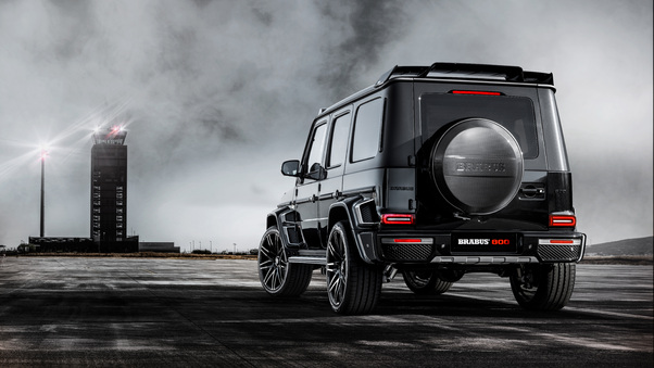 Full HD Mercedes Benz Amg G 63 Edition 1 2018 Drifting Wallpaper