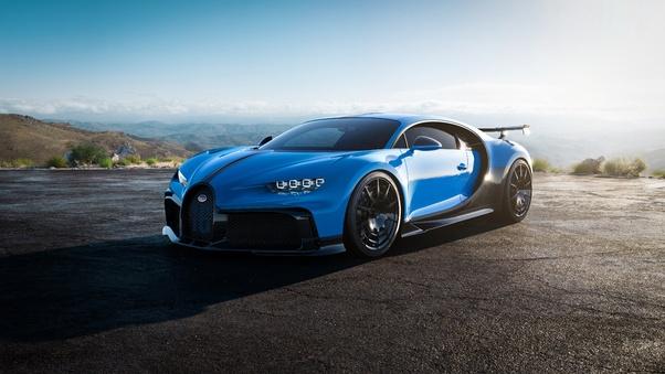 Full HD Bugatti Chiron Sport 2020 Wallpaper